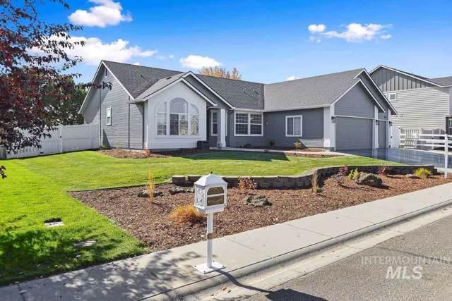 939 W. Blue Downs, Meridian, ID 83642 (MLS #98747838) :: Boise River Realty