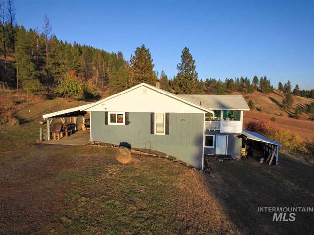 2219 Lolo Creek Road, Weippe, ID 83553 (MLS #98747841) :: Adam Alexander