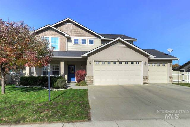 724 W Ashby Dr, Meridian, ID 83646 (MLS #98747850) :: Epic Realty