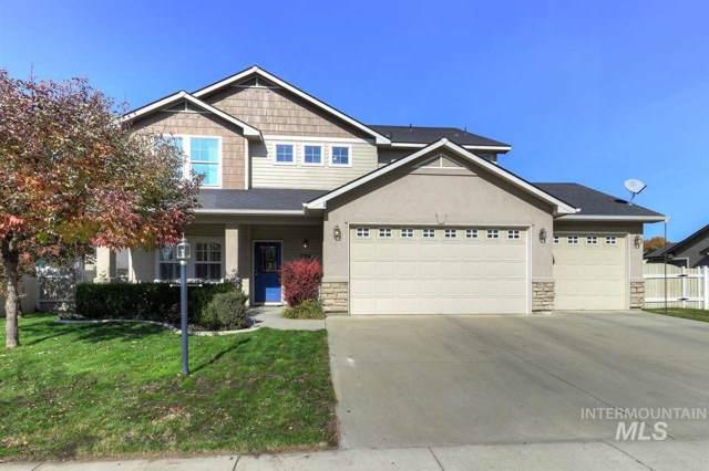 724 W Ashby Dr, Meridian, ID 83646 (MLS #98747850) :: Bafundi Real Estate