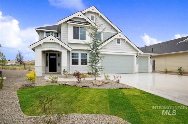 4164 E Woodville Dr., Meridian, ID 83642 (MLS #98747853) :: Bafundi Real Estate