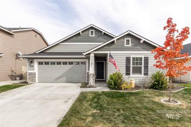 636 N Manship Ave, Meridian, ID 83646 (MLS #98747855) :: Bafundi Real Estate