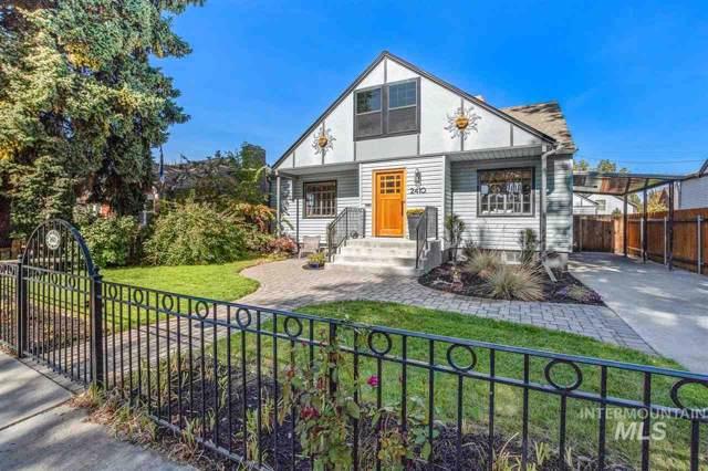 2410 W Madison Ave, Boise, ID 83702 (MLS #98747882) :: Jon Gosche Real Estate, LLC