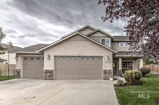 3859 N Alexis Way, Meridian, ID 83646 (MLS #98747950) :: Full Sail Real Estate