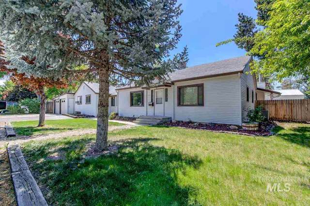 5817 W Robertson Dr, Boise, ID 83709 (MLS #98747959) :: Juniper Realty Group