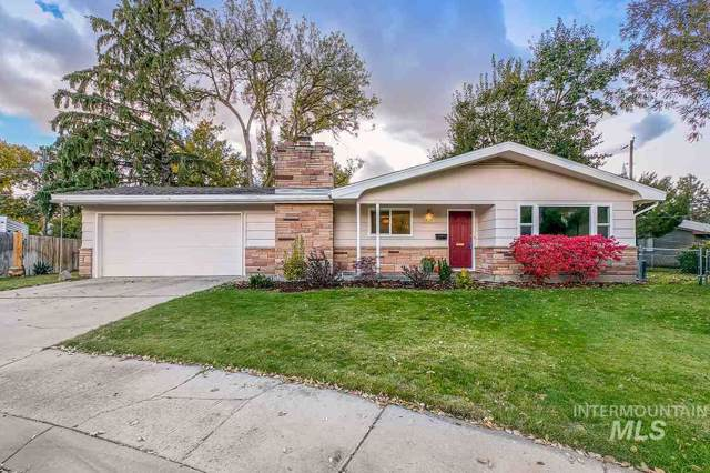 2303 W Norcrest Dr, Boise, ID 83705 (MLS #98747991) :: Epic Realty