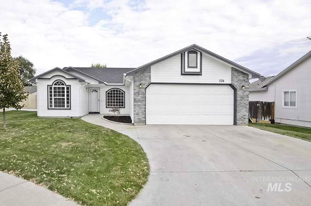 524 Massachusetts Ct., Nampa, ID 83686 (MLS #98748006) :: New View Team