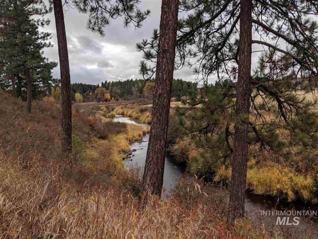 1645 Flannigan Creek Rd., Potlatch, ID 83843 (MLS #98748018) :: Jon Gosche Real Estate, LLC