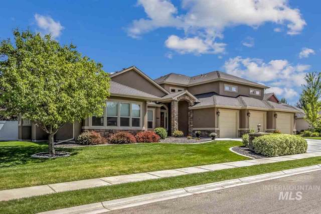 2868 S Beartooth Pl., Meridian, ID 83642 (MLS #98748021) :: Silvercreek Realty Group
