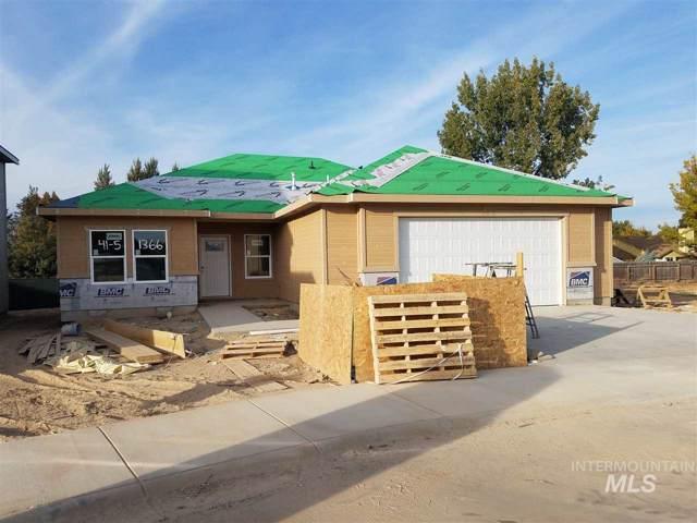 1366 W Joshua Street, Meridian, ID 83642 (MLS #98748025) :: Full Sail Real Estate