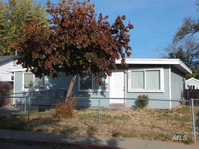 845 S 13th E, Mountain Home, ID 83647 (MLS #98748035) :: Beasley Realty