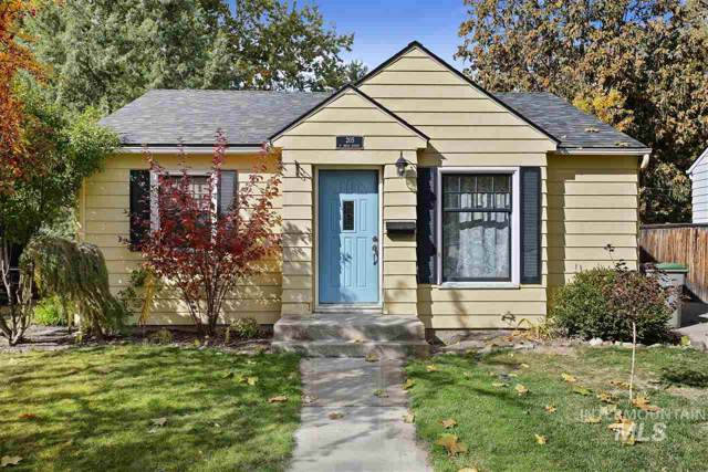 205 N Bruce, Boise, ID 83712 (MLS #98748072) :: Givens Group Real Estate