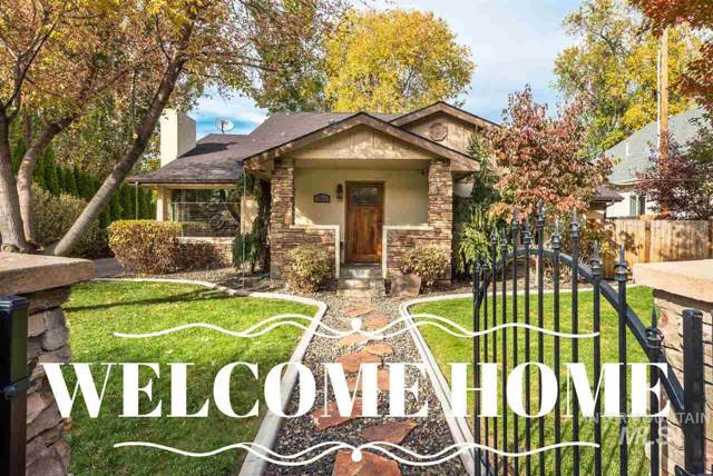 3912 W Taft, Boise, ID 83703 (MLS #98748093) :: Jon Gosche Real Estate, LLC