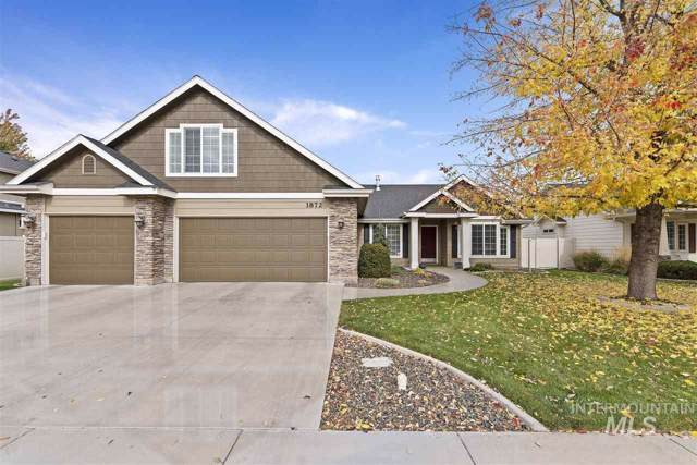 1872 W Clear Creek Dr, Nampa, ID 83686 (MLS #98748125) :: Idaho Real Estate Pros