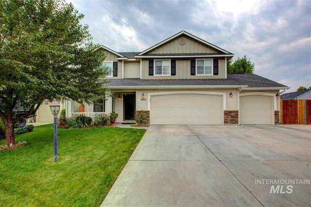 4283 W Dover Drive, Meridian, ID 83646 (MLS #98748132) :: Minegar Gamble Premier Real Estate Services
