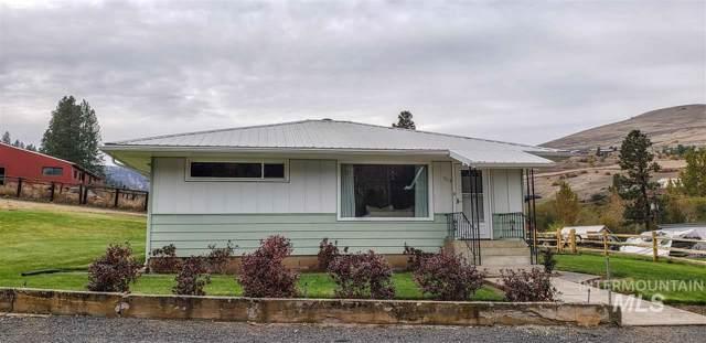 703 State St, Juliaetta, ID 83535 (MLS #98748134) :: Minegar Gamble Premier Real Estate Services