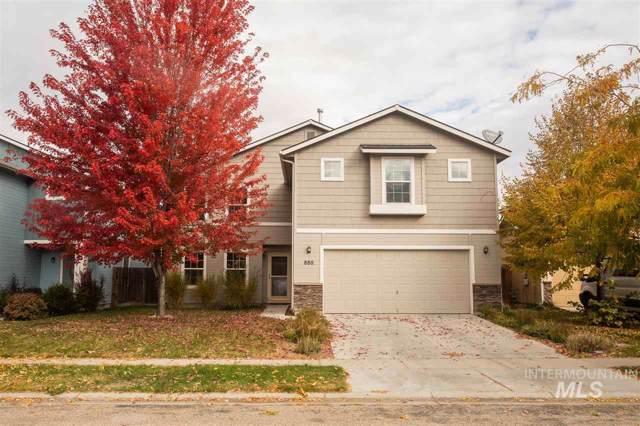 880 W Apple Pine St, Meridian, ID 83646 (MLS #98748135) :: Minegar Gamble Premier Real Estate Services