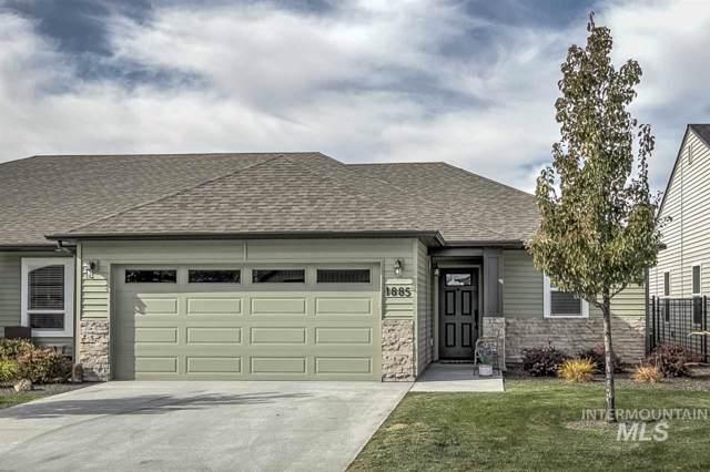 1885 N Marnita Ave, Meridian, ID 83646 (MLS #98748162) :: Boise Home Pros
