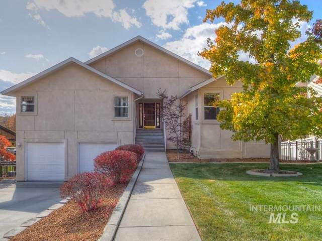 2447 E Sunshine Dr, Boise, ID 83712 (MLS #98748170) :: Givens Group Real Estate