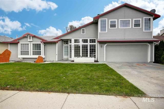 9675 W Glen Ellyn, Boise, ID 83704 (MLS #98748202) :: Jon Gosche Real Estate, LLC