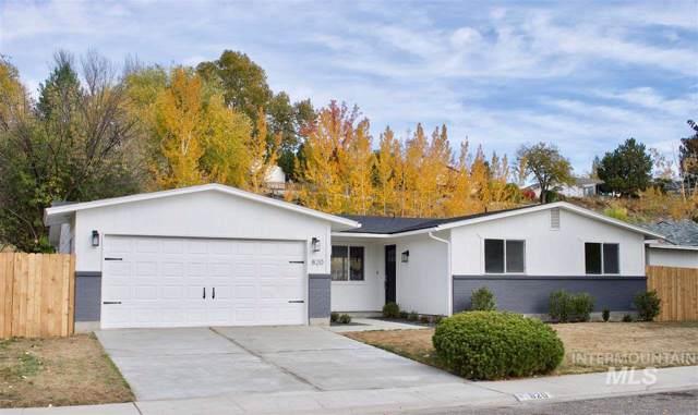 820 E Monarch, Eagle, ID 83616 (MLS #98748216) :: Givens Group Real Estate