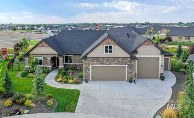 6037 W Hamm Ct, Eagle, ID 83616 (MLS #98748246) :: Silvercreek Realty Group