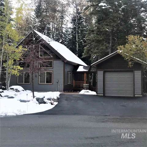 1032 Fireweed Drive, Mccall, ID 83638 (MLS #98748261) :: Givens Group Real Estate