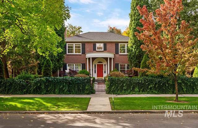 1801 N Harrison Blvd, Boise, ID 83702 (MLS #98748286) :: Givens Group Real Estate