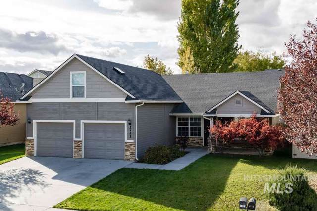 1721 S Oakley Avenue, Nampa, ID 83686 (MLS #98748302) :: New View Team