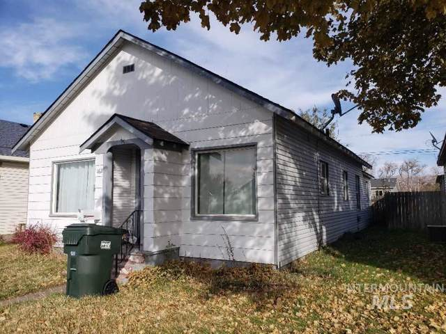 162 Taft Ave, Pocatello, ID 83201 (MLS #98748323) :: Givens Group Real Estate