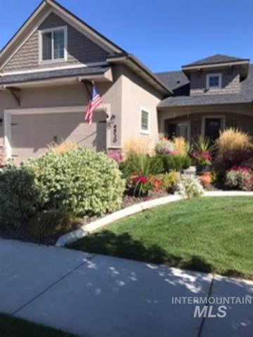 4530 N Mendelson Ave, Meridian, ID 83646 (MLS #98748350) :: Givens Group Real Estate
