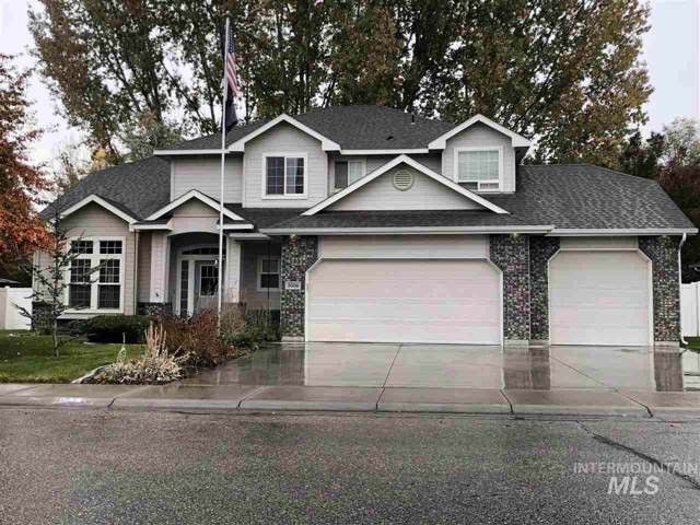 3006 S Montego Way, Nampa, ID 83686 (MLS #98748359) :: New View Team