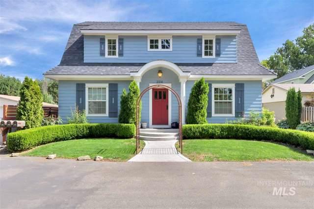 2314 N 34th St., Boise, ID 83703 (MLS #98748366) :: Jon Gosche Real Estate, LLC