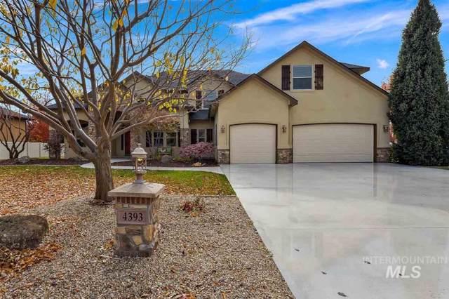 4393 W Briar Rock Ct., Eagle, ID 83616 (MLS #98748368) :: Jon Gosche Real Estate, LLC