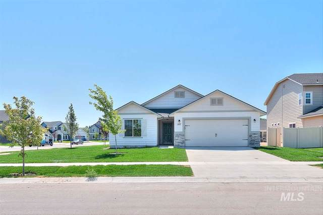 1660 N Pewter Ave, Kuna, ID 83634 (MLS #98748373) :: Full Sail Real Estate