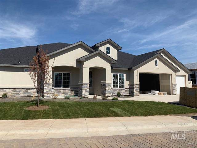 4122 W Philomena Drive, Meridian, ID 83646 (MLS #98748374) :: Givens Group Real Estate