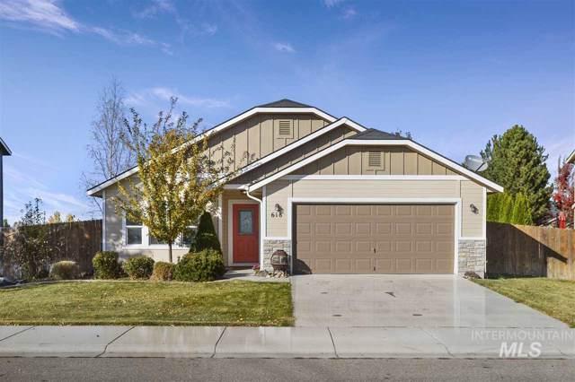 618 W Treehouse, Kuna, ID 83634 (MLS #98748491) :: Full Sail Real Estate