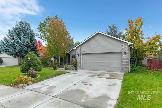 1965 Meadow Wood St., Meridian, ID 83646 (MLS #98748612) :: Boise River Realty