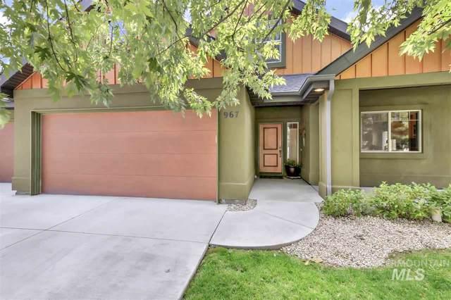 967 Rubicon, Boise, ID 83716 (MLS #98748643) :: Boise River Realty