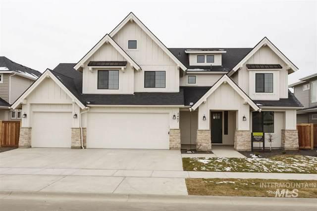 3596 E Murchison Street, Meridian, ID 83642 (MLS #98748713) :: Minegar Gamble Premier Real Estate Services