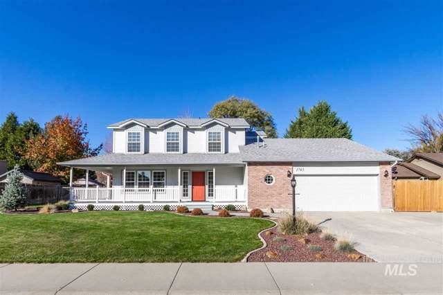 1765 N Summertree Way, Meridian, ID 83646 (MLS #98748773) :: Adam Alexander