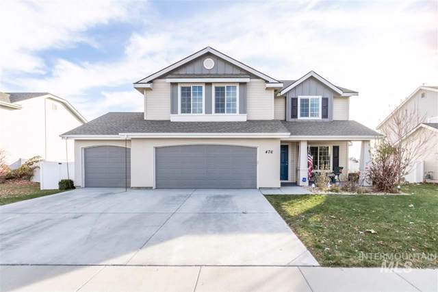 476 S Willow Tree Ave, Kuna, ID 83634 (MLS #98748776) :: Boise River Realty
