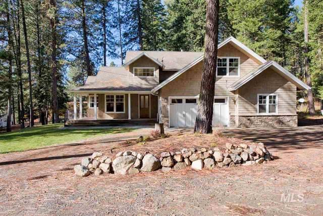 308 Camp Road, Mccall, ID 83638 (MLS #98748832) :: Beasley Realty