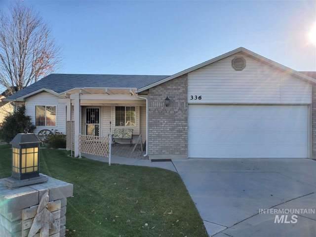 336 N. Westminster, Nampa, ID 83651 (MLS #98748880) :: Boise River Realty