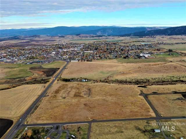 NKA Fish Hatchery Road Parcel B, Grangeville, ID 83530 (MLS #98748903) :: Boise River Realty