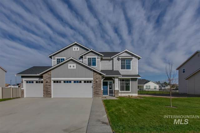 2273 S Knotty Timber Pl, Meridian, ID 83642 (MLS #98748938) :: Adam Alexander