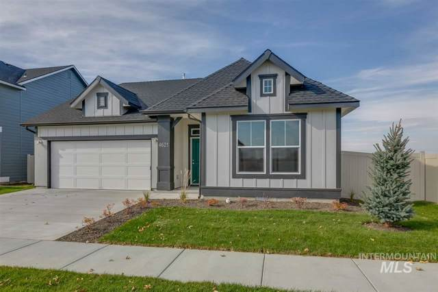 2297 S Knotty Timber Pl, Meridian, ID 83642 (MLS #98748943) :: Adam Alexander