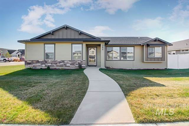 342 Orchid Ave., Fruitland, ID 83619 (MLS #98749016) :: Epic Realty