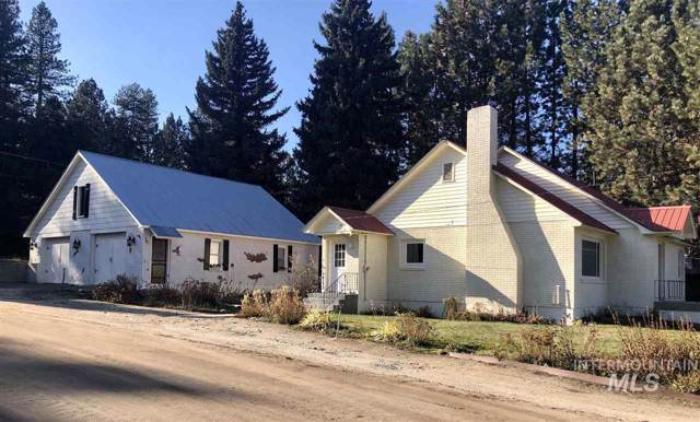 210 W Payette Street, Cascade, ID 83611 (MLS #98749065) :: Boise River Realty