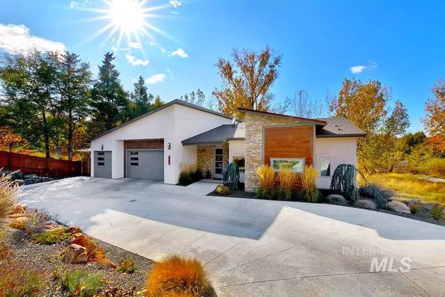 5419 W Hill Rd, Boise, ID 83703 (MLS #98749178) :: Full Sail Real Estate